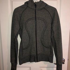 XS Lululemon zip up sweater